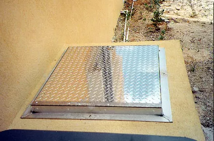 CISTERN COVER