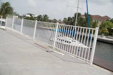 Puppy Picket Fence