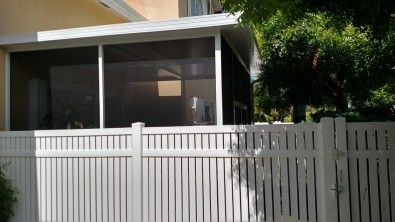 PATIO ENCLOSURE WITH INSULATED ROOF