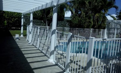 Mechanical Fence